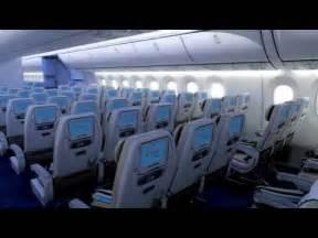 dreamliner interior thomson airways