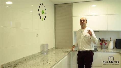 cocinas en u modernas video de cocinas modernas blancas en forma de u sin