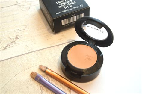 Mac Studio Finish Concealer cosmetics archives
