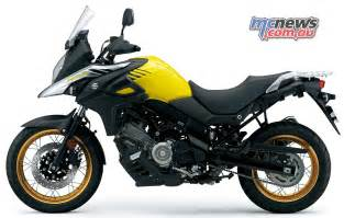 Suzuki V Strom 650 Handguards New 2017 Suzuki V Strom 650 And 650xt Mcnews Au