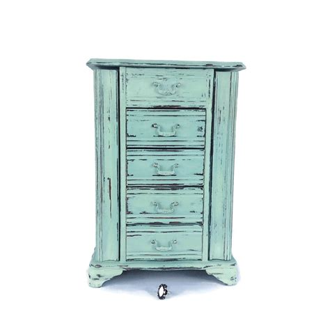 blue jewelry armoire fabulous jewelry armoire blue jewelry box rustic jewelry