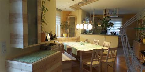 modernes bauernhaus esszimmer rustikales esszimmer aus buche und ahorn wohntraum branka