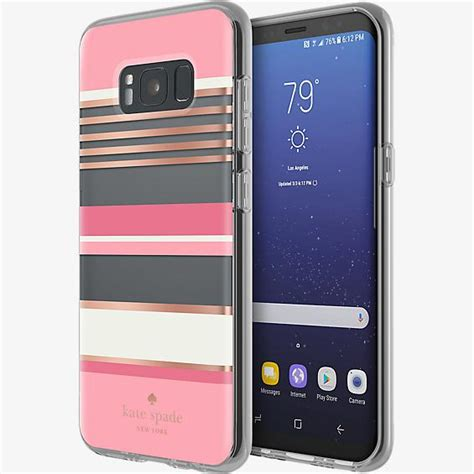 Kate Spade New York Samsung Galaxy S9 S9 Plus Wrap Original kate spade new york hardshell for samsung galaxy s8 verizon wireless