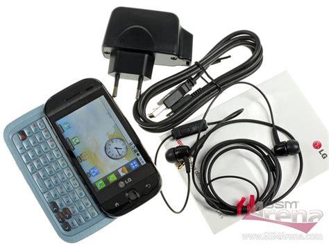 Harga Lg Band Play lg gw620 hape android qwerty fitur oke os kurang greget