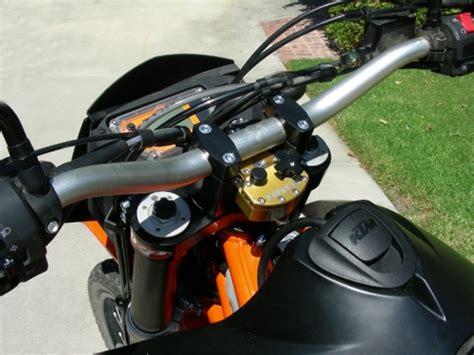 Steering Stabilizer Ktm S Steering Der Kit For Ktm 950se Enduro