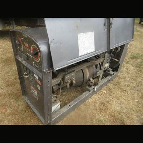 used lincoln welder for sale used lincoln sae 400 diesel engine drive welder for sale