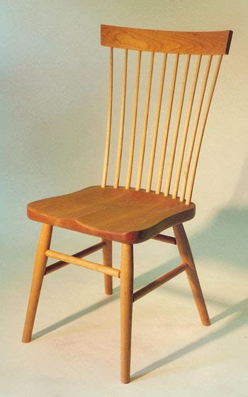 handmade windsor chairs continuous arm chair shaker