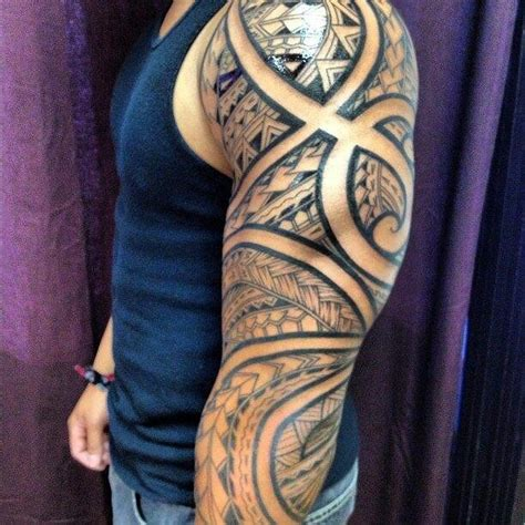 blending tribal tattoos 25 best ideas about tribal tattoos on