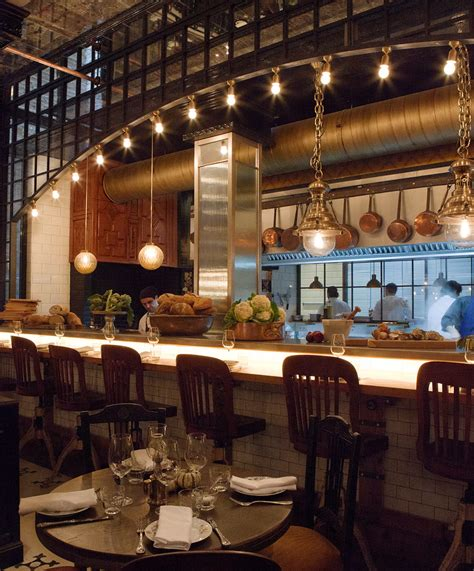Cooks Bar And Kitchen by Toto Barcelona Seasonal Italian Understated