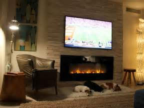 diy electric fireplace diy tv wall cabinet ideas