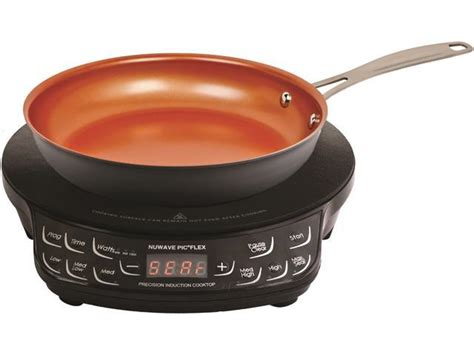 nuwave precision induction cooktop 45 temperature setting