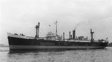 ship building ltd mail empire abbey 1944