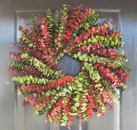 dried flower wreath promotion shop for promotional dried dried floral christmas wreath eucalyptus wreath dried