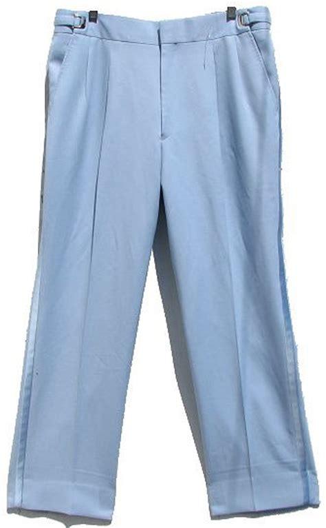 light blue slacks mens mens polyester pi