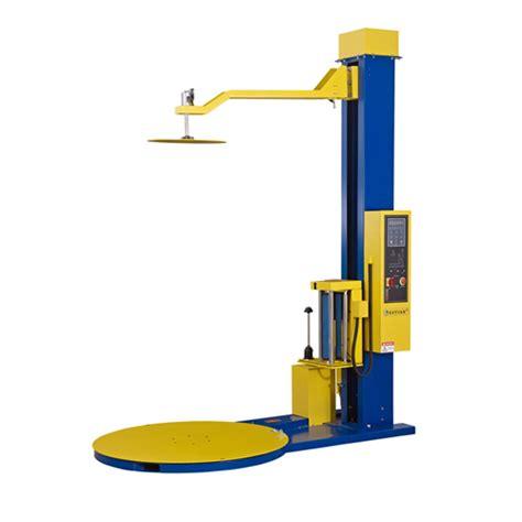 Stretch Press Automatic Stretch Pallet Wrapper Stretch Wrapper Pallet