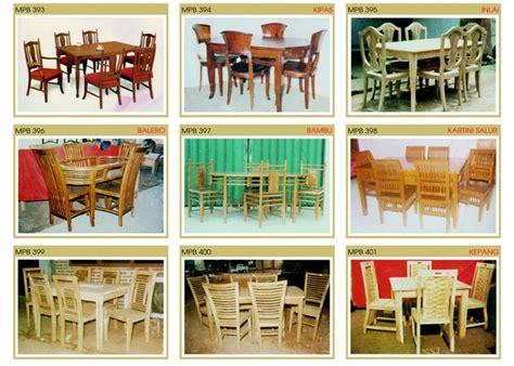 Daftar Harga Katalog Produk daftar harga meja makan ukir kayu jepara toko jati