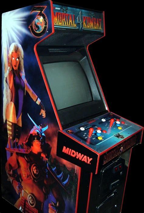 Mortal Kombat Cabinet by Mortal Kombat 4 Version 3 0 Rom