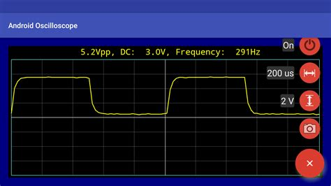 android oscilloscope usb accessory oscilloscope android apps on play