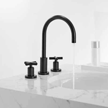 Black Bathroom Fixtures 17 Best Images About Bathroom Black Fixtures On Taps Basin Mixer And Wels