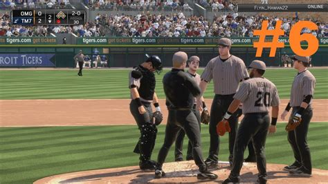 robbed a home run 6 mlb 15 the show dynasty