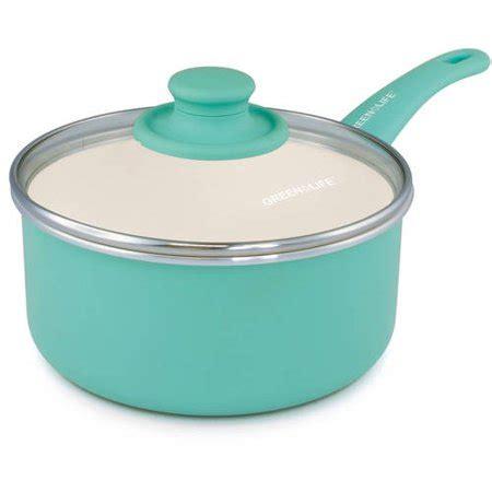 1 quart ceramic saucepan greenlife healthy ceramic non stick 2 quart covered