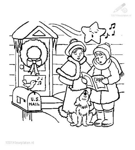 a christmas carol coloring pages coloring pages