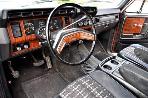 Hemming Top Grey Black Havva hemmings find of the day 1982 ford bronco xlt lari