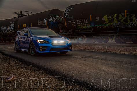 2015 wrx light bar diode dynamics 2015 2017 subaru wrx sti led driving light