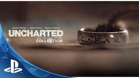 Uncharted The Nathan Collection R All Ps4 Ori uncharted the nathan collection announce