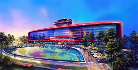 theme park spain ferrari to open theme park and 5 star hotel in spain