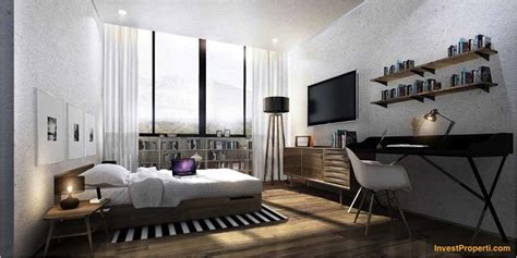 design apartemen 2 kamar design kamar apartemen paddington heights