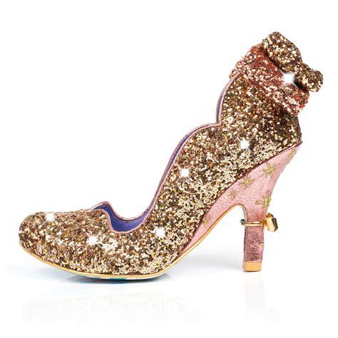 womens irregular choice gracious dreamer gold cinderella