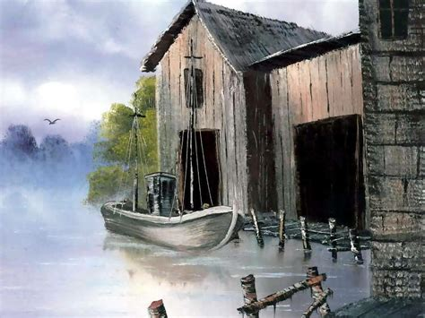bob ross painting archive boat by bob ross history analysis facts