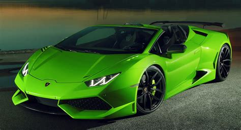 Lamborghini Supercharger How Does A Supercharged Widebody Lamborghini Huracan
