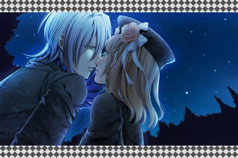 amnesia ikki kiss amnesia 1579940 zerochan