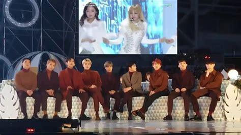 exo gfriend bts exo gfriend реагируют на blackpink реакция bts exo