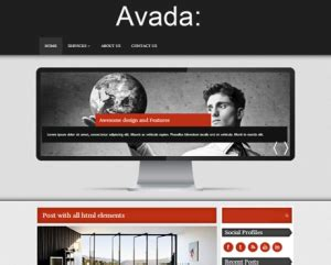 avada theme live preview avada free wordpress themes 2014