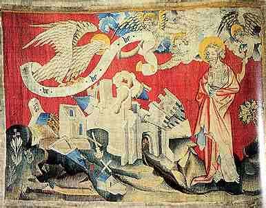 Les Tapisseries De L Apocalypse by L Gothique International Fin 14 176 Et 15 176 Si 232 Cles