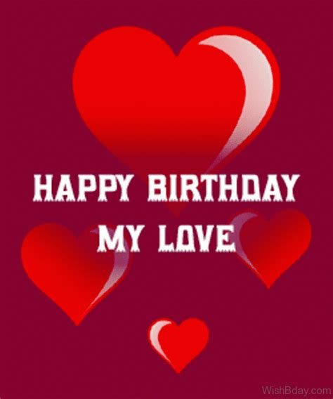 Wishing Happy Birthday To My 60 Love Birthday Wishes