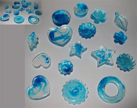 how to make epoxy jewelry selling resin jewelry blue 1 by flixdragoness on deviantart