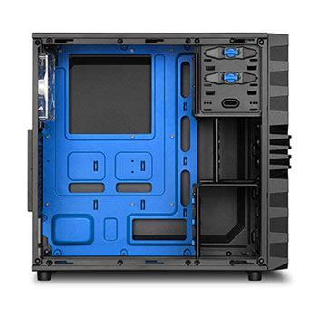 Sharkoon Vg4 W Acrylic Windowed Atx Mid Tower sharkoon vg4 w mid tower ln60000 404495101628 scan uk