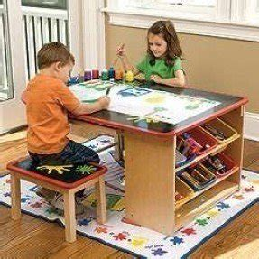 Activity Station Desk by Activity Tables For With Storage Foter