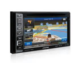 alpine ine w960a 6 1 touch screen navigation station