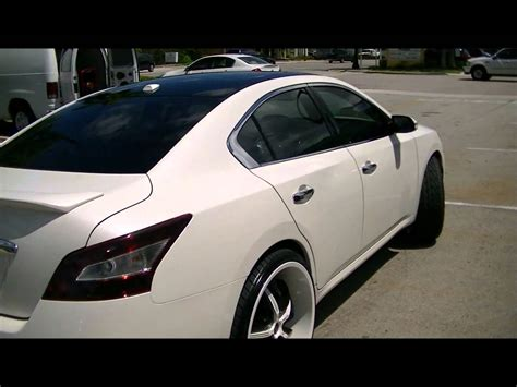 custom nissan maxima 2010 maxima youtube