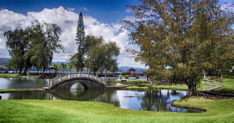 liliuokalani park and gardens a of japan in hawaii