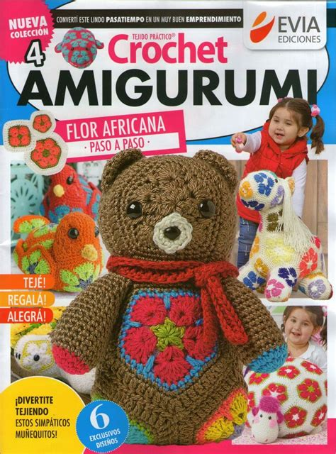 crochet pattern books in spanish croche 1 01 jpg magazines knit and crochet 03