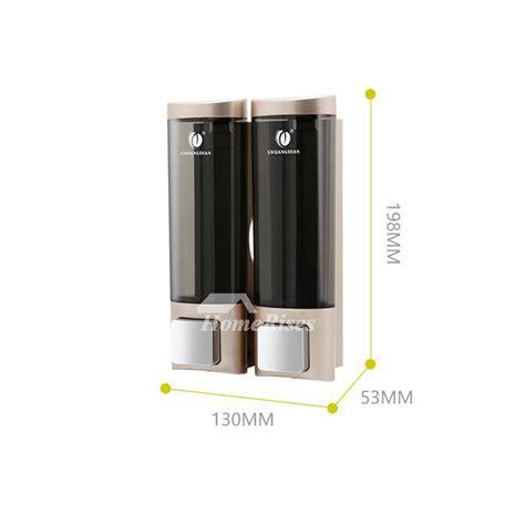 Press 400 Ml wall mounted soap dispenser press type 400ml