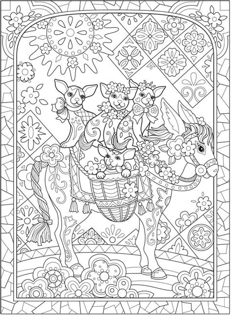 creative coloring books creative playful puppies coloring book by marjorie