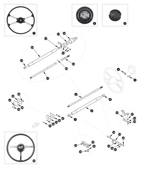 1967 barracuda steering column diagram 1967 get free