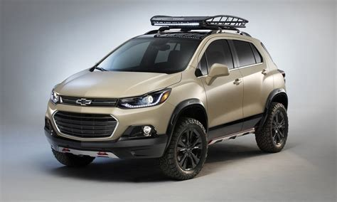 concept chevy chevy trax activ concept the suv that can road